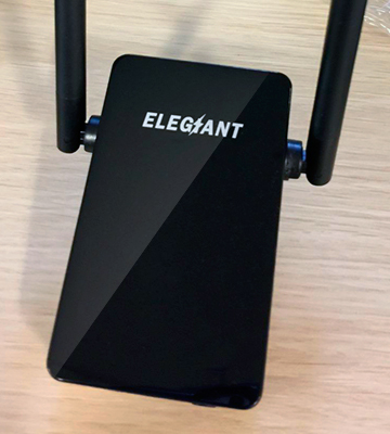 Review of ELEGIANT 300Mbps WiFi Range Extender