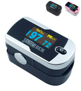 Santamedical SM-1100S OLED Fingertip Pulse Oximeter