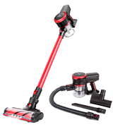 MOOSOO M Cordless Vacuum Cleaner 17Kpa Strong Suction 2 in 1 Stick Vacuum