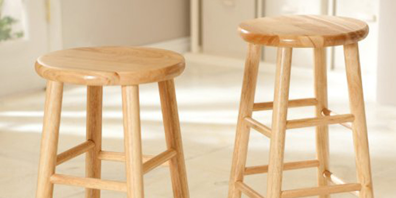 Review of Winsome Square Leg Counter Stool