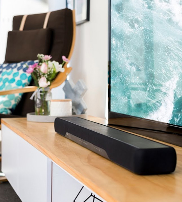 Review of Yamaha YAS-207 Sound Bar with Wireless Subwoofer Bluetooth & DTS Virtual Black