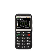 Snapfon ezTWO3G Senior Unlocked GSM Cell Phone