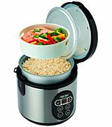 Aroma ARC-914SBD Digital Cool-Touch Rice Cooker and Food Steamer