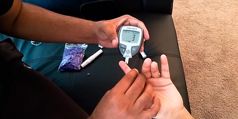 Review of active1se Contour Next Complete Diabetes Testing Kit