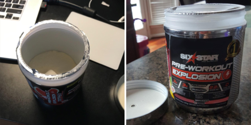 Review of Six Star SS518 Explosion Powerful Pre Workout Powder