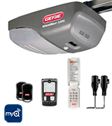 Genie 4042-TKH SilentMax Belt Garage Door Opener
