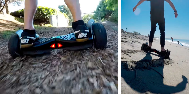Halo Rover UL 2272 Official Rover Hoverboard with Bluetooth Speakers application