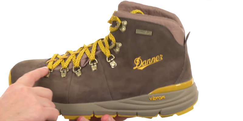 "Review of Danner Mountain 600 4.5""-M Hiking Boots"