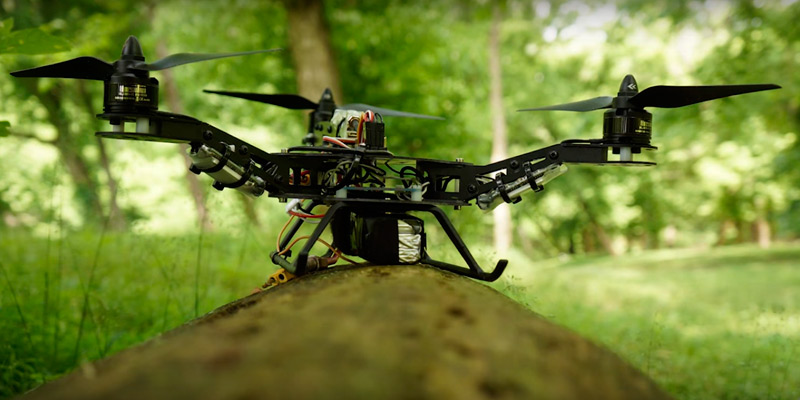 Review of T-Trees Y3 Tricopter
