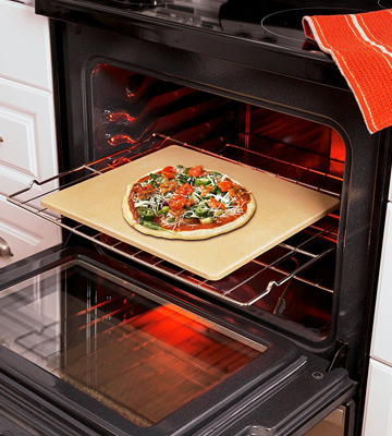Review of Honey-Can-Do 4467 Old Stone Oven Rectangular Pizza Stone