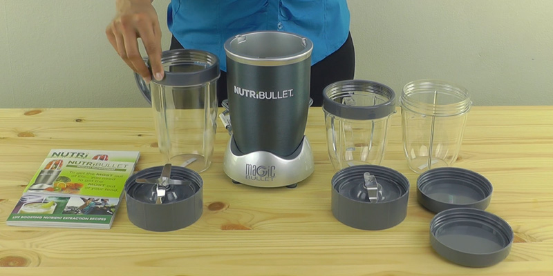 Review of Nutribullet NBR-12 Blender/Mixer System