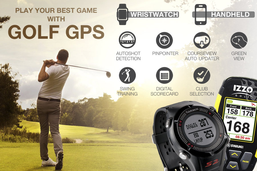 Comparison of Golf GPS Devices
