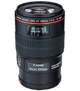Canon (3554B002) EF 100mm f/2.8L IS USM