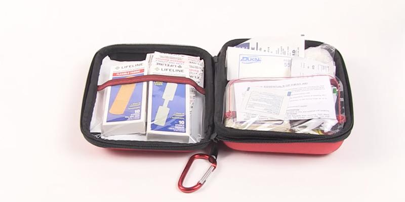 AAA First Aid Kit in the use