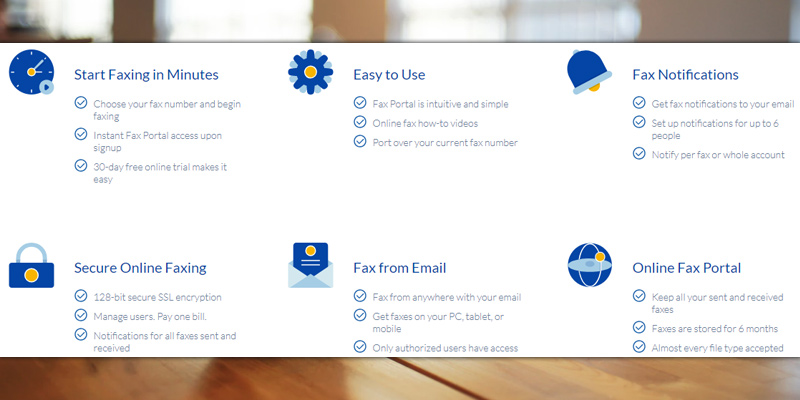 Detailed review of Nextiva Online Fax Service