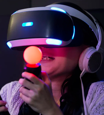 Review of Sony PlayStation VR Virtual Headset