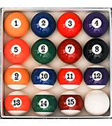 Iszy Billiards Classic Pool/Billiard  Ball Set