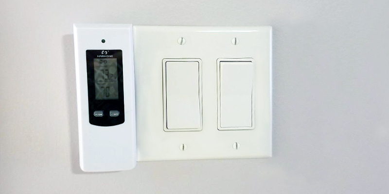 Review of Nashone OPS100 Digital Wireless Plug In Thermostat