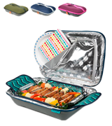 Arctic Zone Deluxe Hot/Cold Insulated Food Carrier