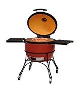 KamadoJoe BJ-24RHC Big Joe 24 Ceramic Kamado Charcoal Grill