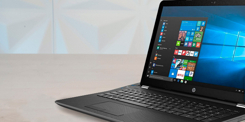 "Review of HP T8TJG 15.6"" Touchscreen HD Display (i5-8250U, 8GB DDR4, 128GB SSD + 2TB HDD, Backlit Keyboard)"