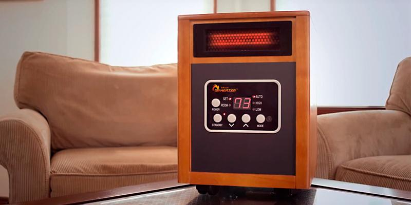 Review of Dr Infrared Heater DR968