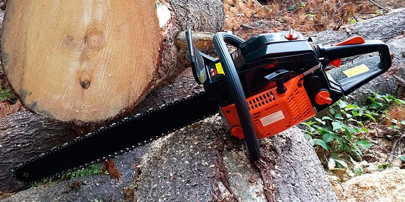Review of XtremepowerUS 82100-xp Gas Chainsaw