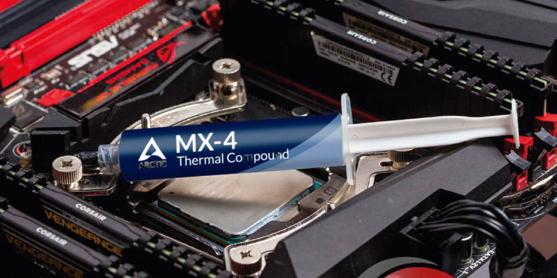 Review of ARCTIC MX-4 Thermal Paste