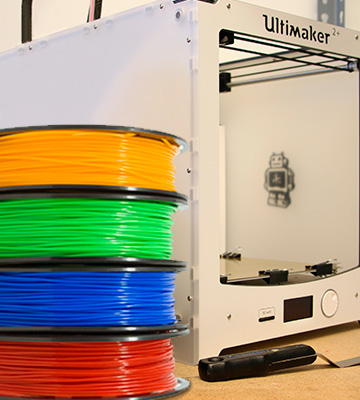 Review of Gizmo Dorks PLA Filament for 3D Printers 1.75mm