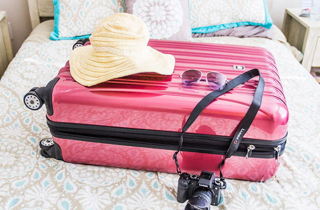 Best Pink Luggage for Stylish Travelers