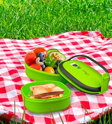 Review of Deco MTFB Lunch Box
