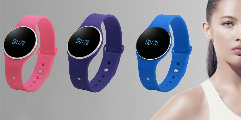 GBlife L16 Smart Bracelet Sport Watch application