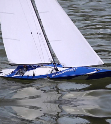 Review of Kyosho Seawind RC Racing Yacht Vehicle