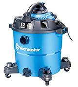 Vacmaster VBV1210 Wet/Dry Vacuum with Detachable Blower