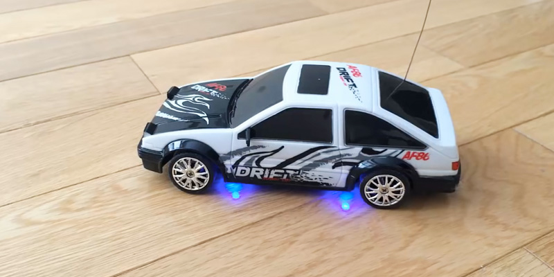 Review of Liberty Imports Drift Legend AE86 RC