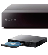 Sony BDP-S3700 Blu-Ray Disc Player with Wi-Fi