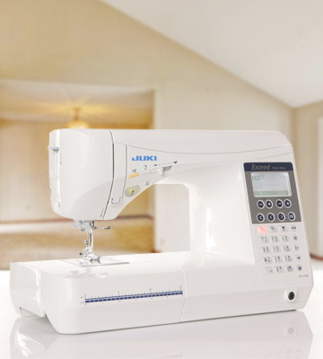 Review of JUKI HZL-F300 Sewing and Quilting Machine