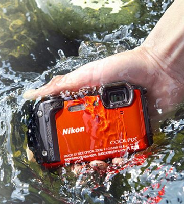 Review of Nikon COOLPIX W300 Waterproof Underwater Digital Camera