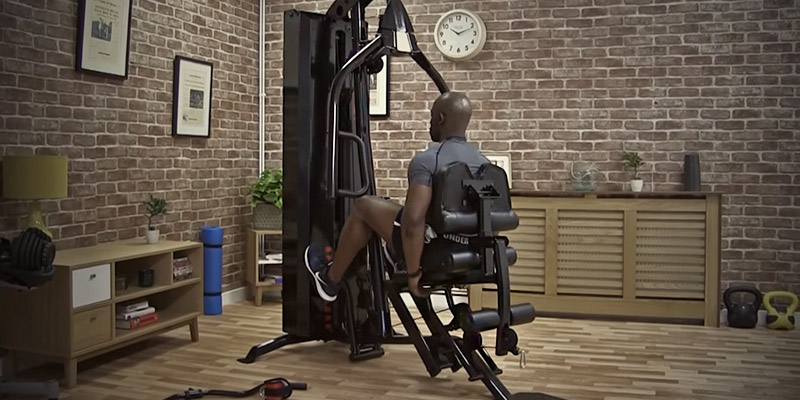 Detailed review of Marcy MWM-990 Home Gym