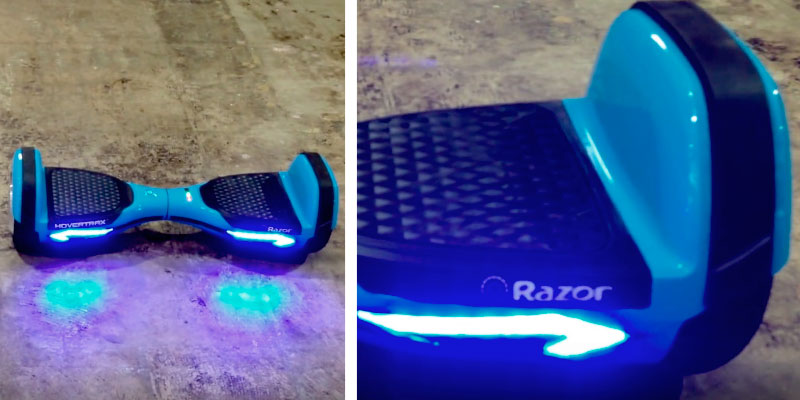 Razor Hovertrax 2.0 Hoverboard Self-Balancing Smart Scooter application