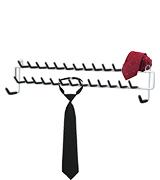 ClosetMaid 8051 Tie and Belt Rack