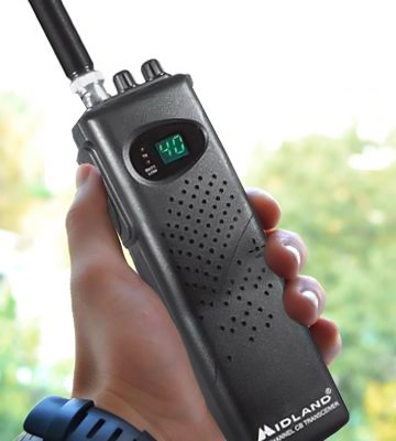 Review of Midland 75-785 HandHeld CB Radio