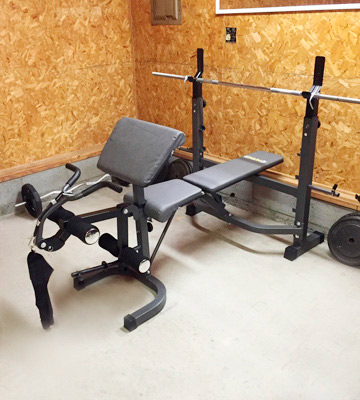 Review of Body Champ BCB5860 Olympic Weight Bench