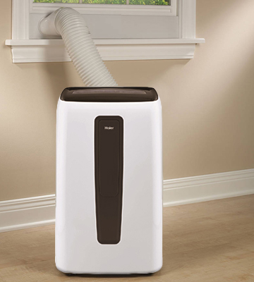 Review of Haier HPC12XCR Portable Electronic Air Conditioner