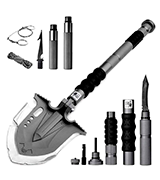 zunelotoo 23 Tools in One Annihilate Tactical Shovel