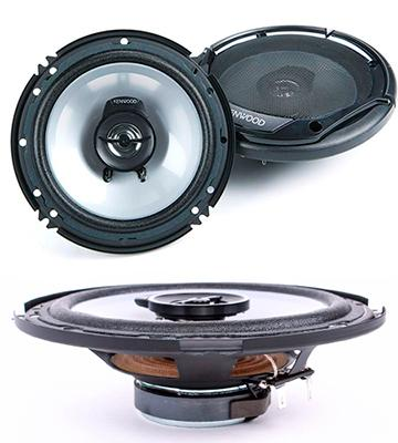 Review of Kenwood KFC-1665S Car Audio Coaxial Speakers