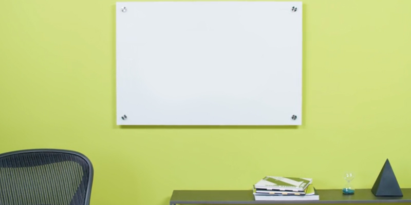 Review of Quartet G4836W Glass Dry Erase Board 48x36 Inches