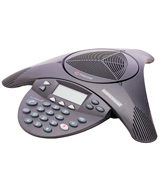Polycom SoundStation 2 (2200-16000-001) Non Expandable Analog Conference Phone