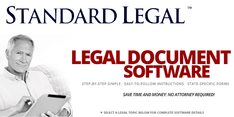 Standard Legal Business Partnership Legal Forms Software in the use