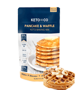 Keto and Co QUICK & EASY Pancake & Waffle Mix